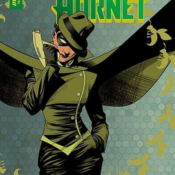 Writers Commentary: Amy Chu Talks Green Hornet #4