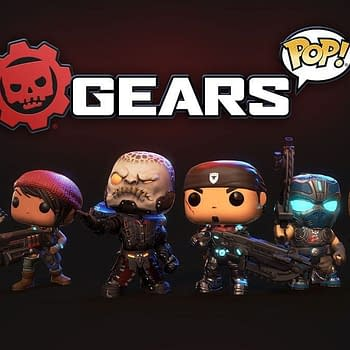 Gears of War Funko Game Coming to Mobile Devices in 2019