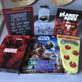 What's in the Box?! – Geek Fuel EXP – Summer Edition