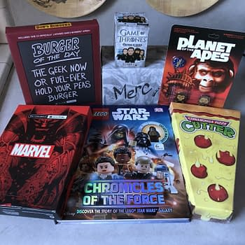 Whats in the Box – Geek Fuel EXP – Summer Edition