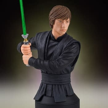 Luke Skywalker Gets a SDCC Exclusive Bust from Gentle Giant
