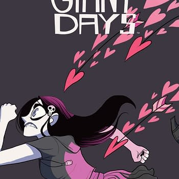 First Look at Giant Days #40
