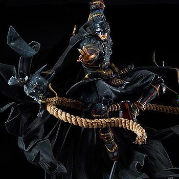 Batman Ninja Statue Coming From Good Smile Company
