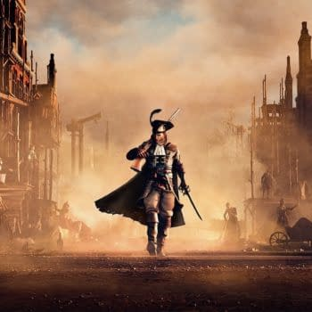 """Focus Home Interactive Releases Gameplay Footage Of """"GreedFall"""""""