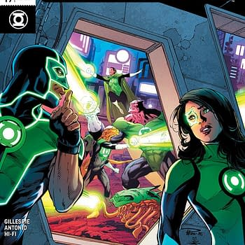 Green Lanterns #49 Review: A Ditsy Sting Operation