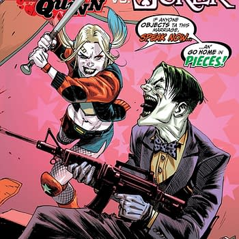 Harley Quinn vs. the Joker #1 Review: Deflated Stakes and an Indecisive Tone