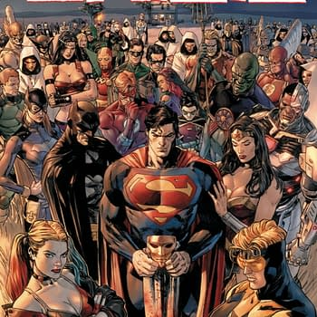 Heroes in Crisis: DCs Next Big Event by Tom King and Clay Mann Explores Sanctuary Trauma Center