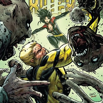 Hunt for Wolverine: Claws of a Killer #2 Review &#8211 Claws vs. Zombies