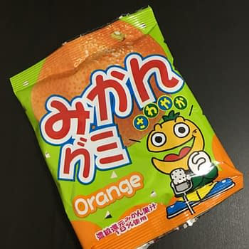 Nerd Food: Mikan Gummy from Japan Crate