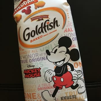 Nerd Food: Are Mickey Goldfish Crackers as Good as the Originals