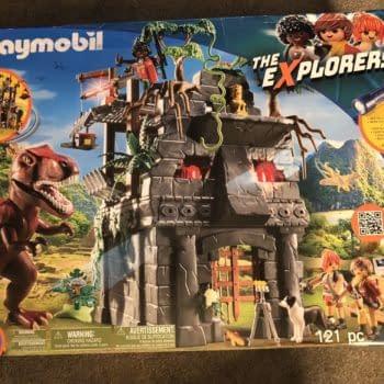 Playmobil The Explorers Hidden Temple 1