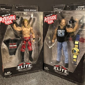 Lets Take a Look at Mattels Best of the Attitude Era WWE Elite Figures