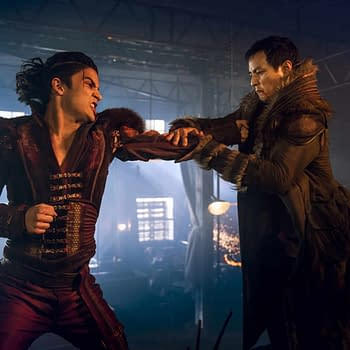 Into the Badlands Season 3 Mid-Season Finale: Leopard Catches Cloud [Spoilers]