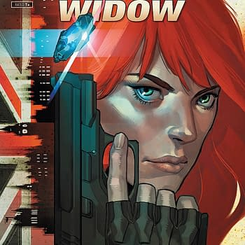 Infinity Countdown: Black Widow #1 Review &#8211 Bringing Back Natasha to Do Nothing