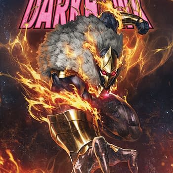 Infinity Countdown: Darkhawk #3 Review &#8211 The Ascension of Darkhawk