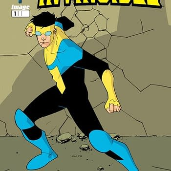Robert Kirkman and Cory Walkers Invincible Gets Amazon Adult Animated Series
