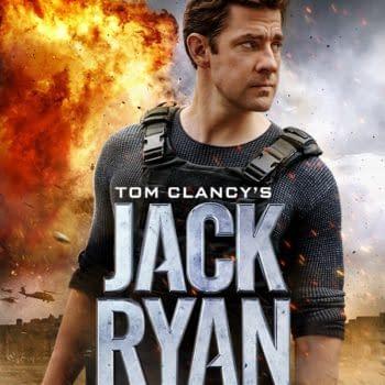 "Taking on the Role of Jack Ryan Was ""Not a Hard Choice"" for John Krasinski"