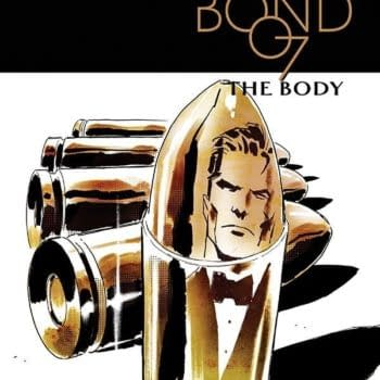 Exclusive Extended Previews of Barbarella #7, James Bond: The Body #6 and More