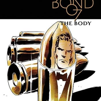 Exclusive Extended Previews of Barbarella #7 James Bond: The Body #6 and More