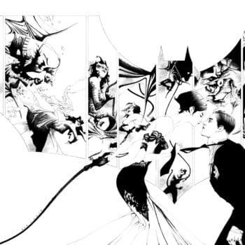 jae lee batman #50