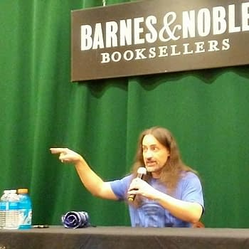 I Cant Tell You Stuff Like That: Jim Butcher on Dresden Writing Comics His New Home and More