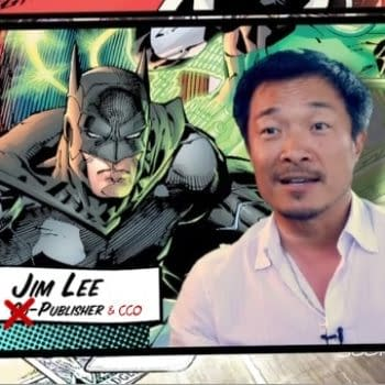 Jim Lee Addresses Public Following DC Management Shake-Up