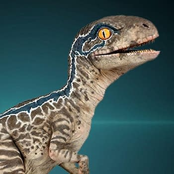 Jurassic World: Fallen Kingdoms Adorable Baby Blue Statue Coming From Chronicle