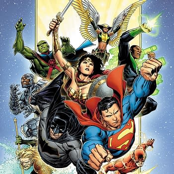 Justice League #1 Advance Review: Everything I Wanted from a Justice League Book