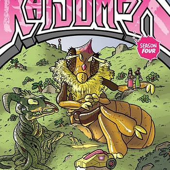 Kaijumax: Season 4 #1 Review &#8211 Return to the Monster Prison