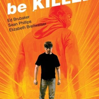 Kill or Be Killed #20 cover by Sean Phillips and Elizabeth Breitweiser