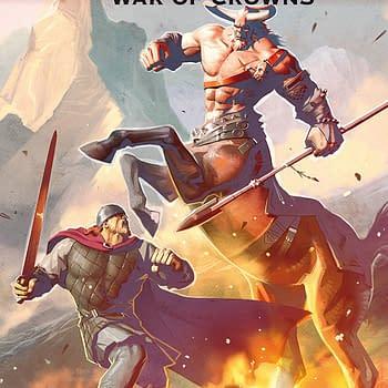 Konungar: War of Crowns #1 Review &#8211 Vikings vs. Centaurs