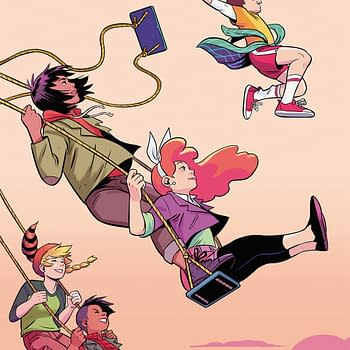 First Look at Lumberjanes: A Midsummer Nights Scheme #1