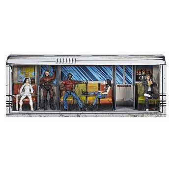Marvel Legends Defenders Box Set Coming to SDCC from Hasbro