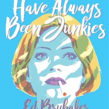 Ed Brubaker Sean Phillips My Heroes Have Always Been Junkies