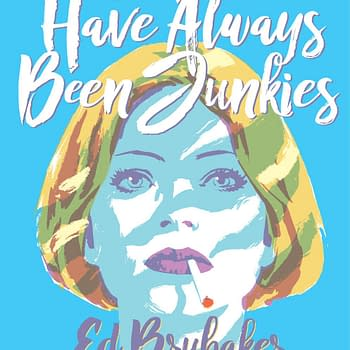 Read a Teaser for Ed Brubaker and Sean Phillipss New OGN My Heroes Have Always Been Junkies