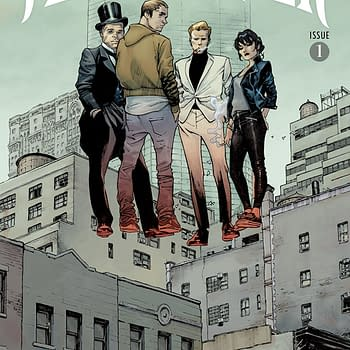 The Magic Order #1 Review: We Demand to be Taken Seriously