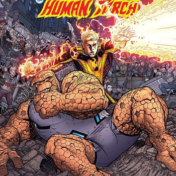 Marvel Two-in-One #7 Review: Strong Story Weak Art