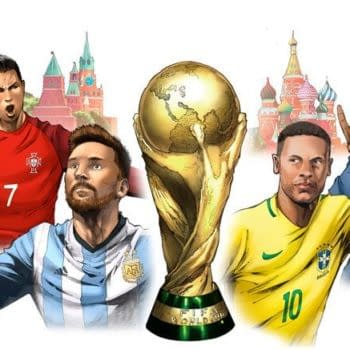 Deadpool Co-Creator Writes a World Cup Comic for Marvel and ESPN