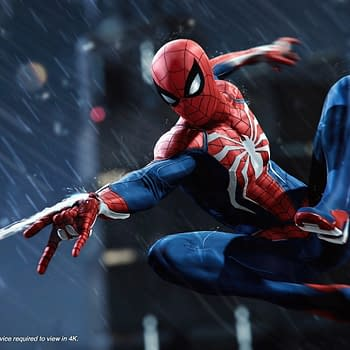 Marvels Spider-Man is Getting a New Game Plus Mode Soon