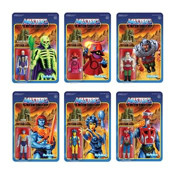 Masters of the Universe ReAction Figures Wave 4 Up For Order Now From Super7