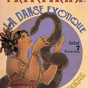 Mata Hari #4 Review: Taking the Power Back