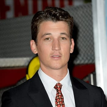 Miles Teller to Play Gooses Son in Top Gun: Maverick