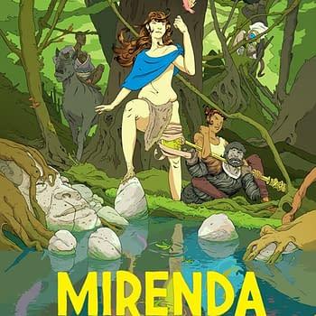 Grim Wilkins Mirenda Collection Gets October Release Date at Image