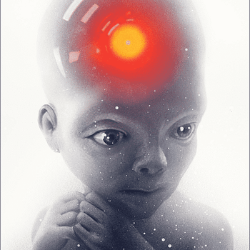 2001: A Space Odyssey Gets 2 New Limited Mondo Posters Today