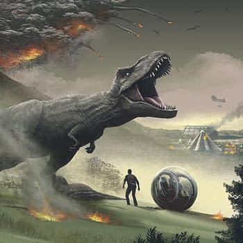 Mondo Music Release of the Week: Jurassic World: Fallen Kingdom