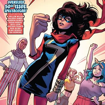 Ms. Marvel #31 Review: Slumber Party Spectacular