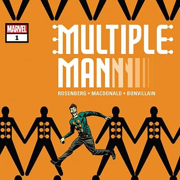 Multiple Man #1 Review: Strong Start but Messy Second Half
