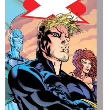 Marvel's Mutant X Returns to Print with a Complete Collection… Sort of… in September