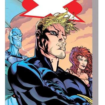 Marvels Mutant X Returns to Print with a Complete Collection&#8230 Sort of&#8230 in September