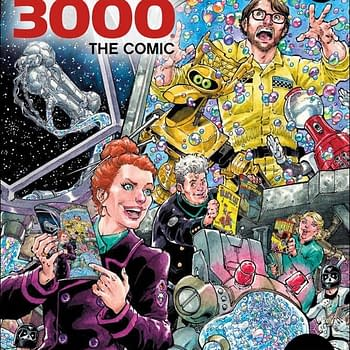 Mystery Science Theater 3000 Gets a Comic Book from Dark Horse in September